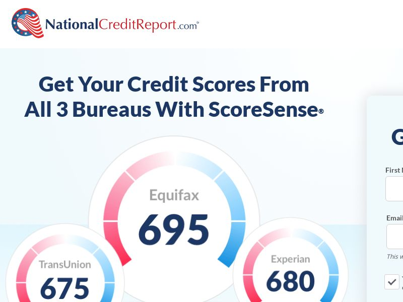 NationalCreditReport.com / 7-Day Free Trial