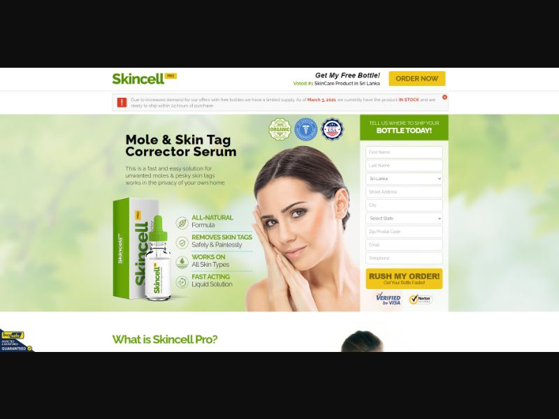Skincell Pro - Mole and Skin Tag Corrector Serum - Beauty - US, CA, IE