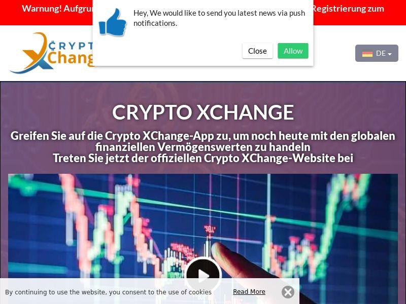 Crypto XChange German 3331