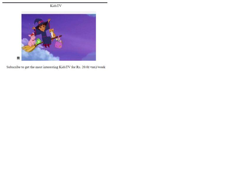 KidsTV Telenor