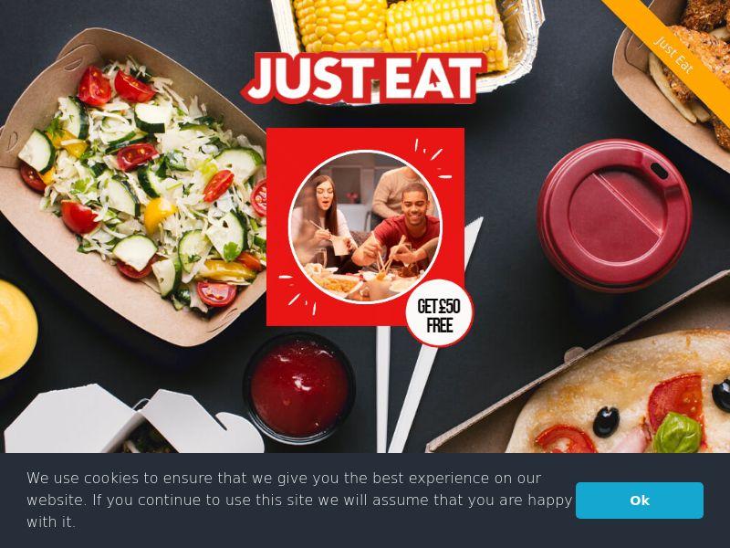 12543) [WEB+WAP] Just Eat Product Testing - UK - CPL