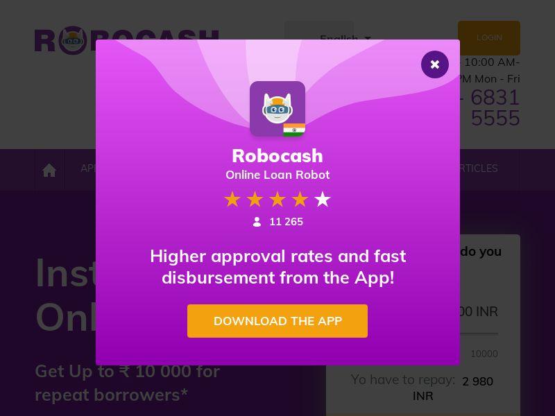 robocash (robocash.in)