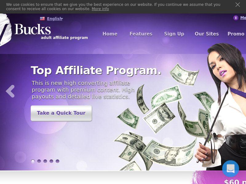 JavBucks Affiliate Program - Porn