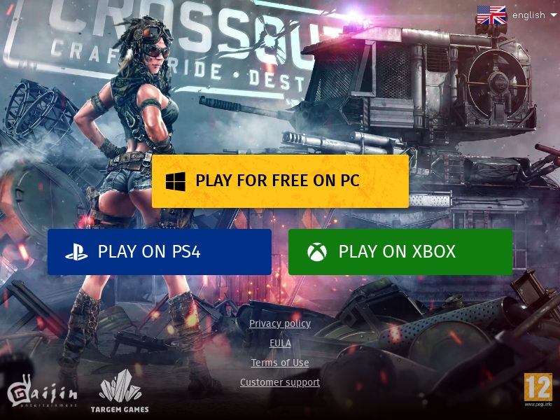 Free Game: Crossout