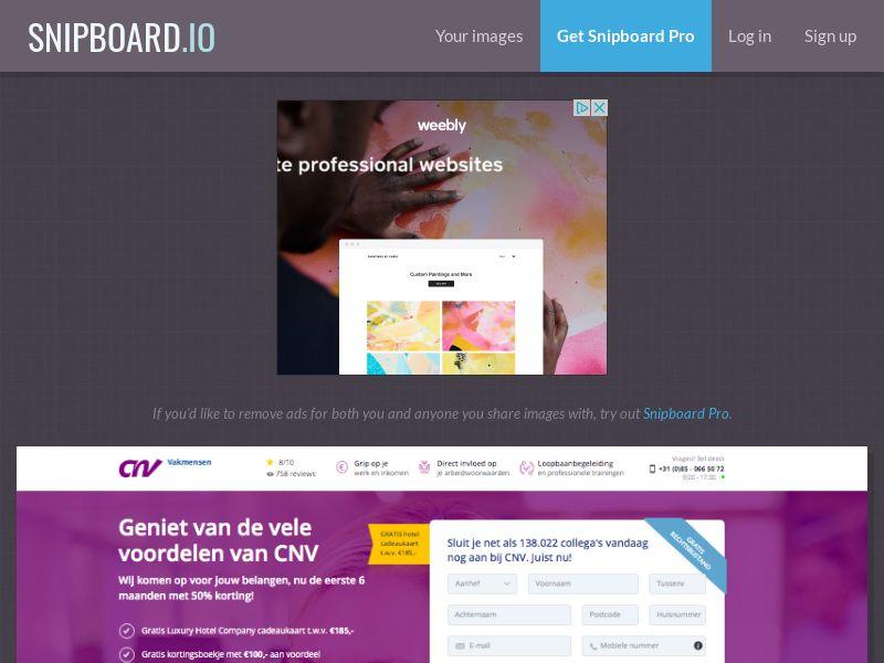Finance - CNV Trade Union NL - SOI