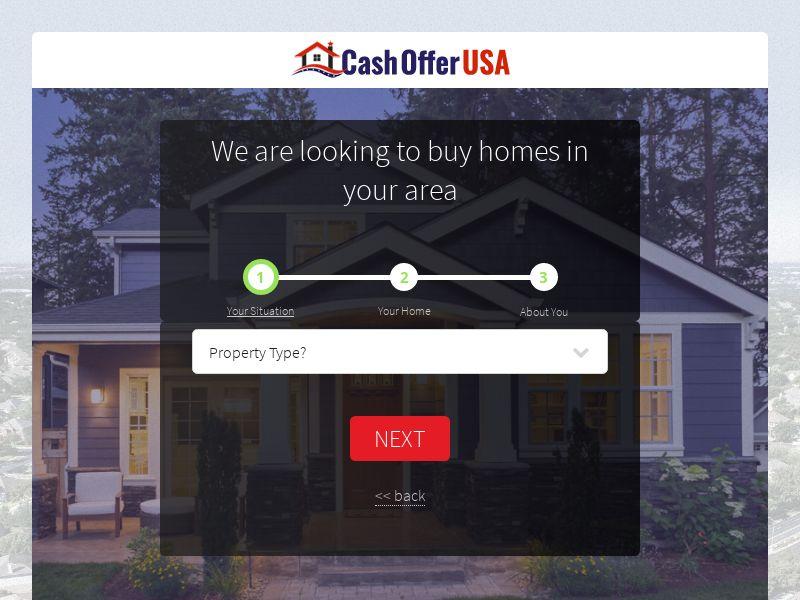 Home Cash Offer USA - CPL - US