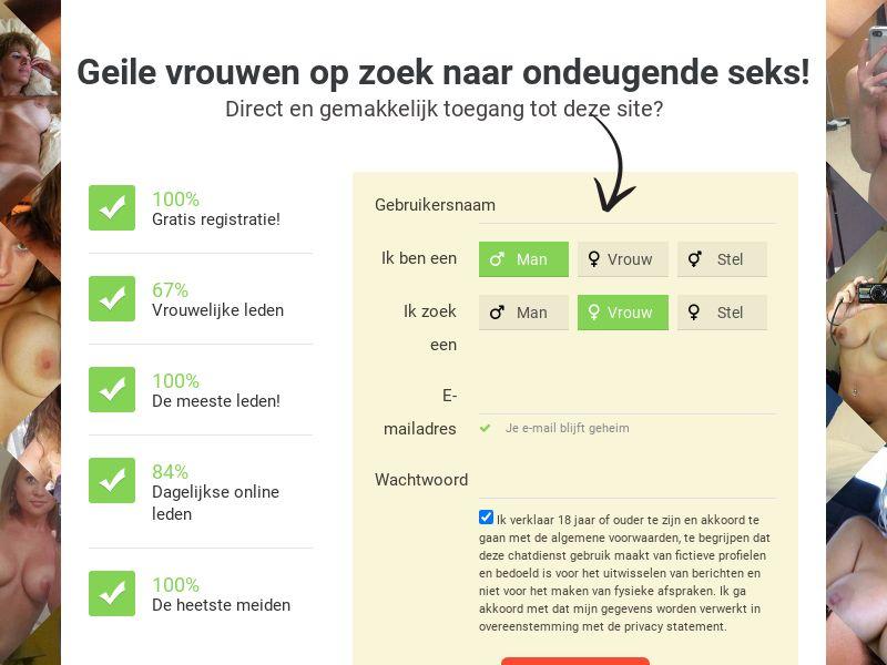 (13949) [WEB] Eromatch - NL, BE - CPL