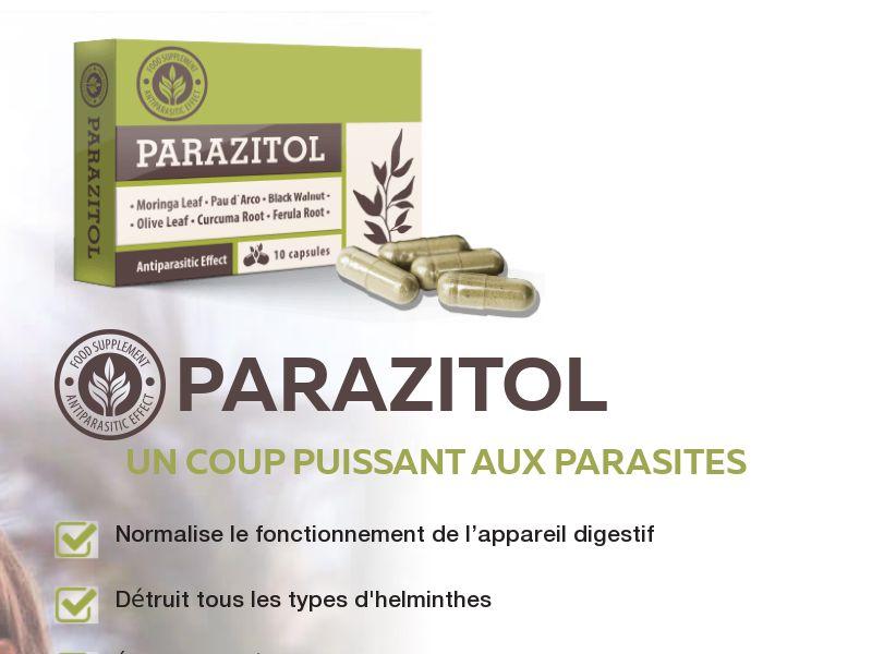 Parazitol FR - anti-parasite product