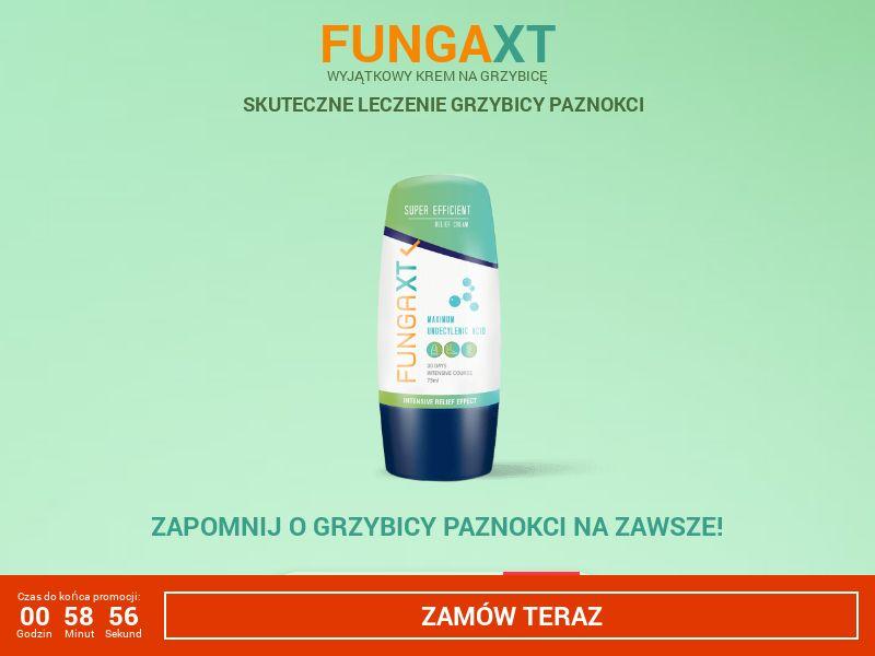 FungaXT PL - antifungal solution