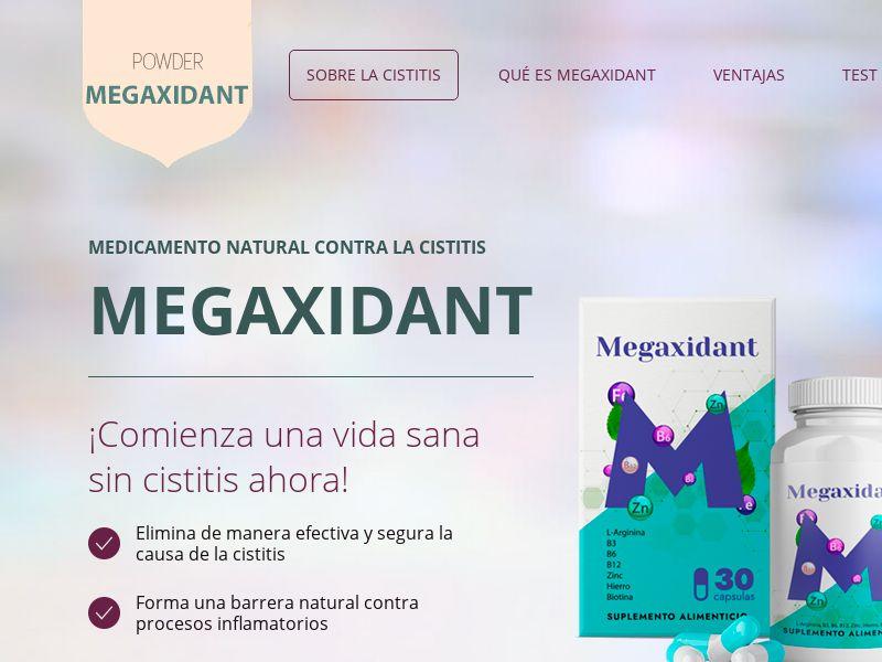Megaxidant CL (cystitis)