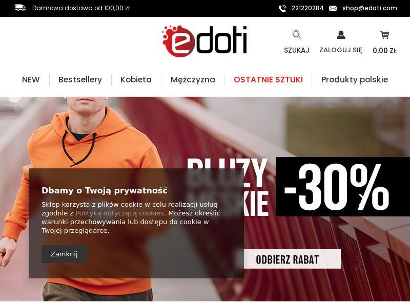 Edoti Maseczki - PL (PL), [CPS]