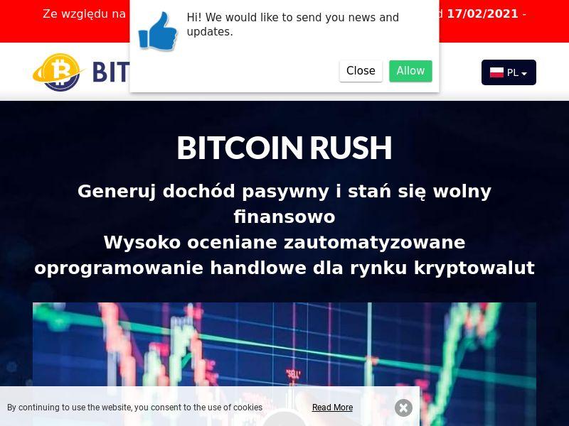 Bitcoin Rush Polish 2121