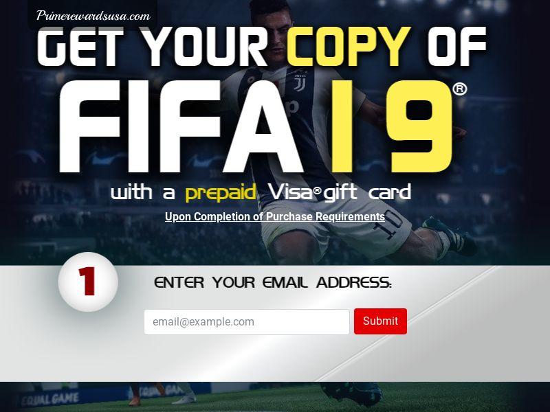 FIFA 19 Gift Card