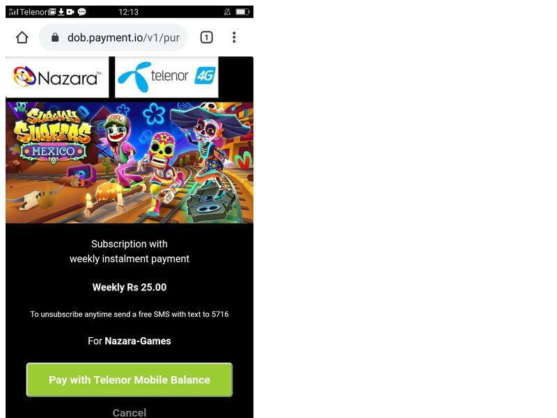 Games Club Telenor