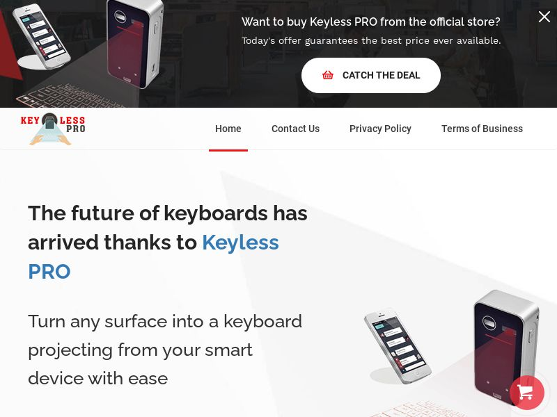 Keyless PRO INTL - All Languages