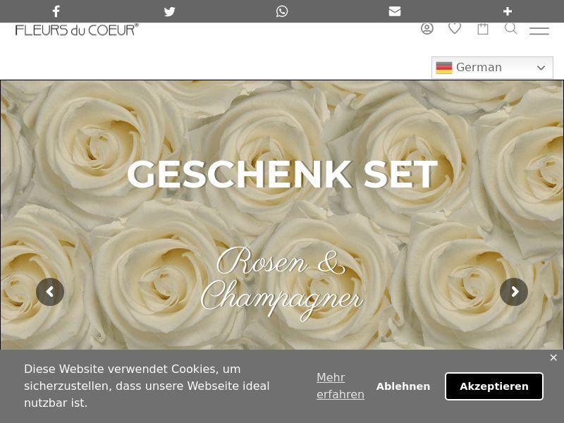 Blumen von Herzen - DE (DE), [CPS]