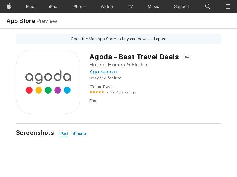 Agoda - Best Travel Deals