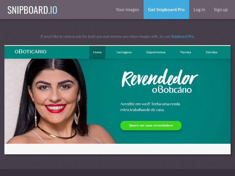 38348 - BR - Beauty - Boticário Revendedoras - SOI (open cap)