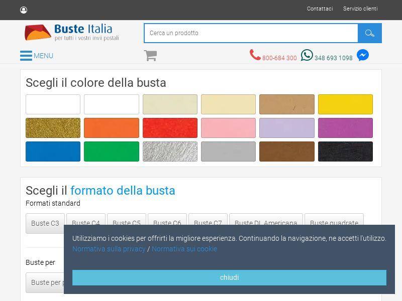 Buste - IT (IT), [CPS]