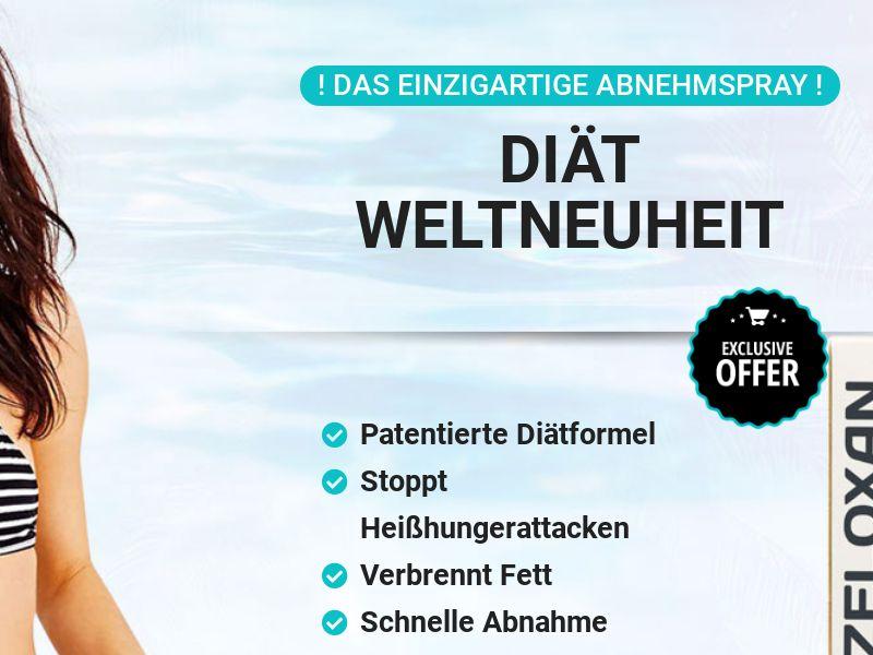 Zeloxan Diet Spray - SS - DE/AT/CH - Diet