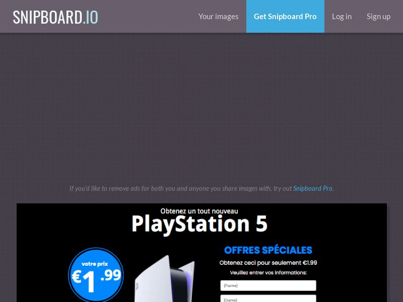 MyeBooky - Playstation 5 (FR) (Trial) (Personal Approval)