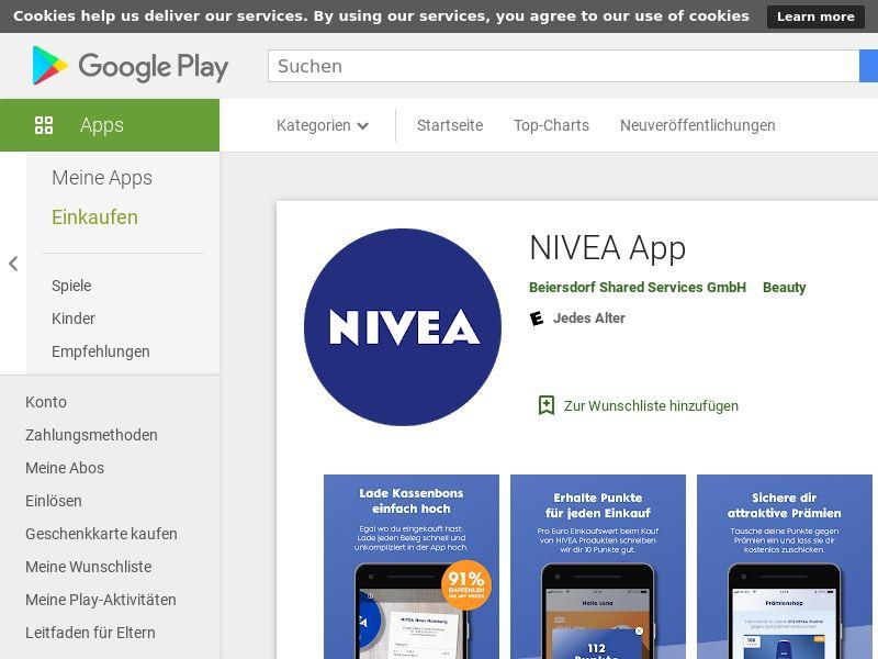 Nivea Android DE GAID