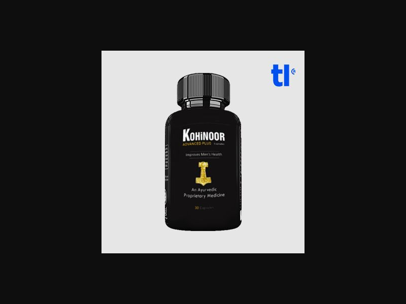 Kohinoor Advanced Plus - adult - CPA - COD - Nutra