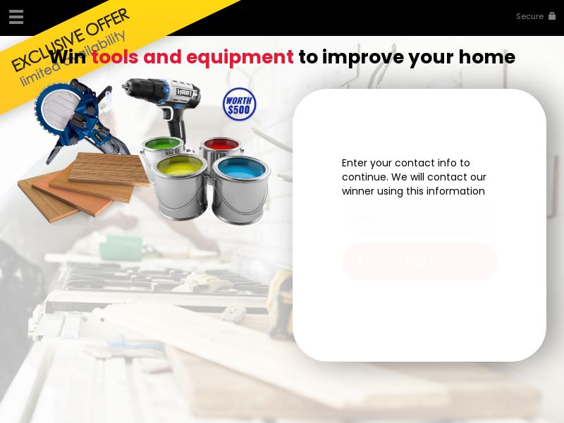 Tools and Equipment (SOI) - US