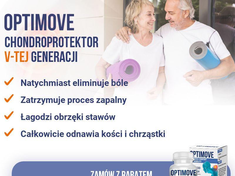 Optimove PL - arthritis product