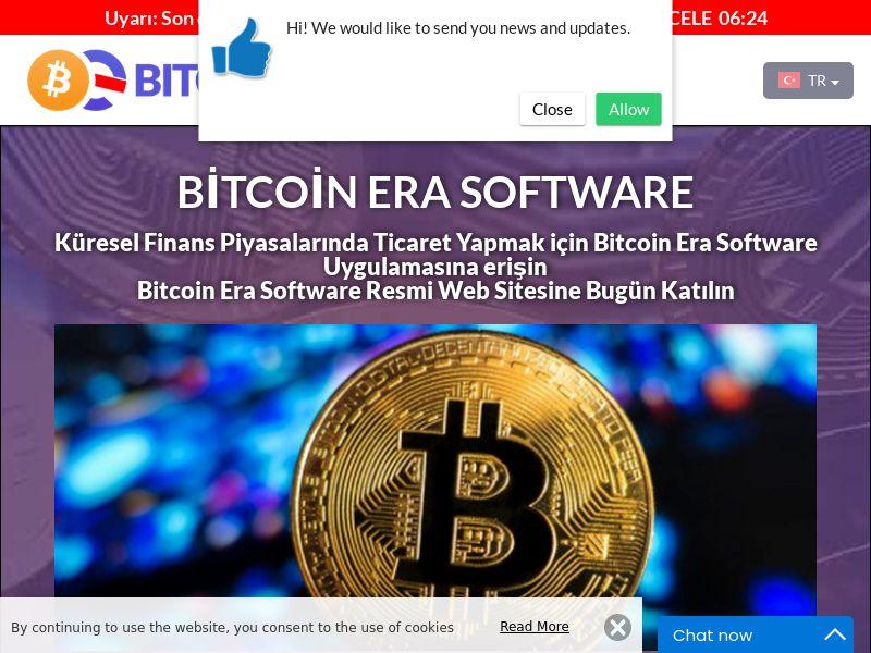The Bitcoin Era Turkish 2385