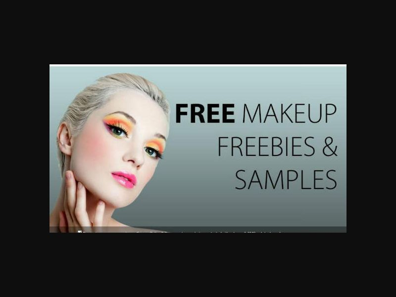 Product Testing - Free Beauty Samples (UK)