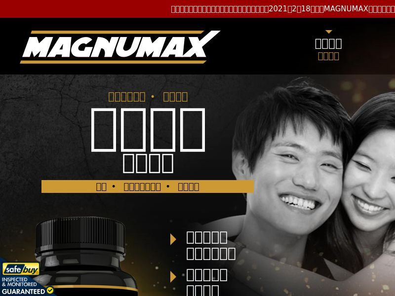Magnumax LP01 (Japanese)