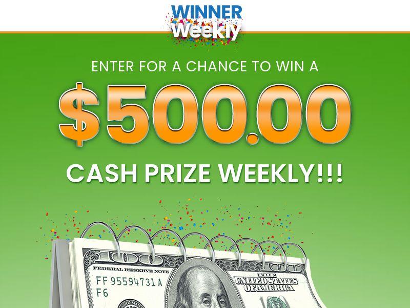 Winner Weekly - CPA | US