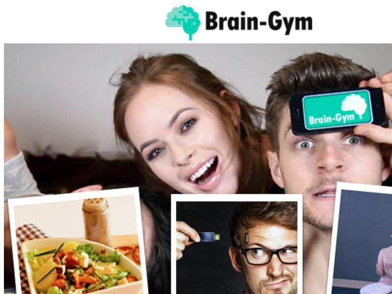Brain Gym Vodacom