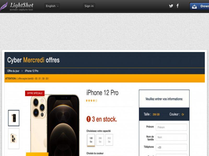Diamondboom - Iphone 11 Pro Amazon (FR) (Trial) (Personal Approval)