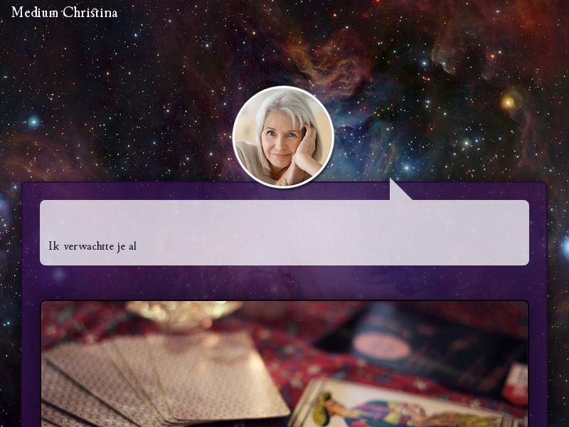 Medium Christina - BE Tarot