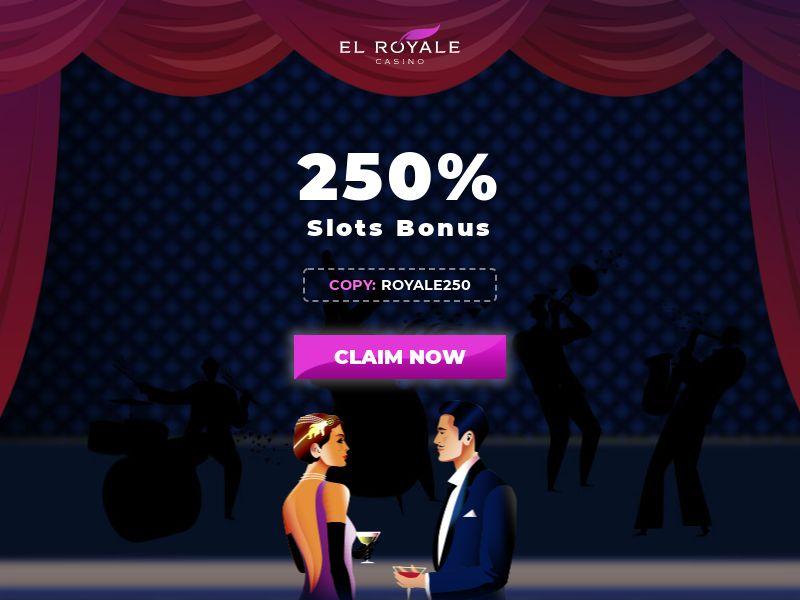 El Royale Casino [AU,DE,NO,CA] (Email,Native,Social,Banner) - CPA