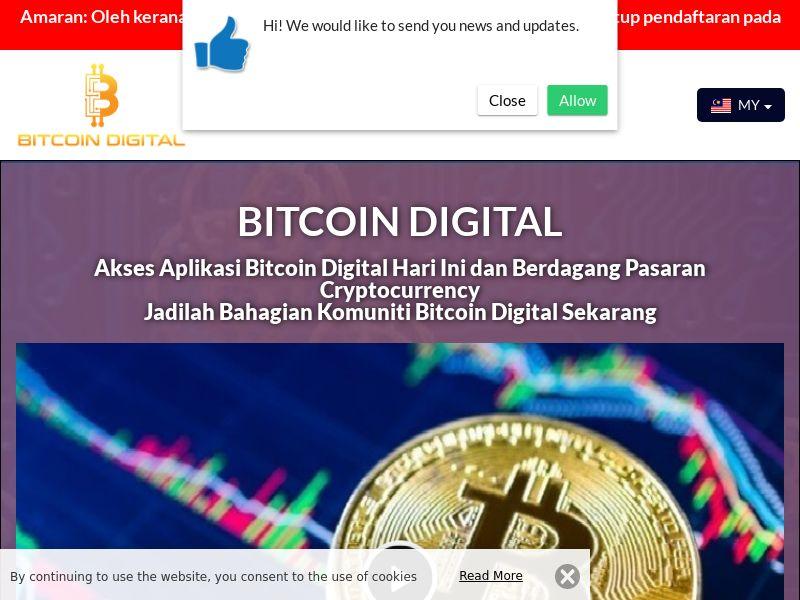 Bitcoin Digital Malay 4075