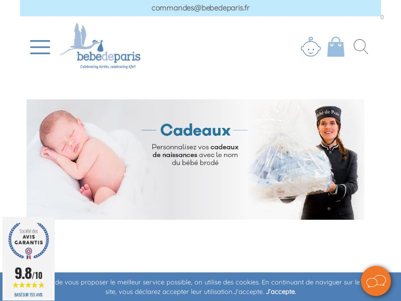 Bébé de Paris - FR (FR), [CPS], House and Garden, For children, Accessories and additions, Presents, Sell, shop, gift