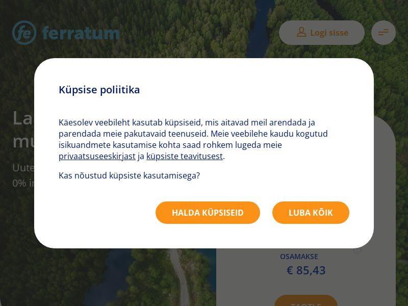 Ferratum | CPA | EE