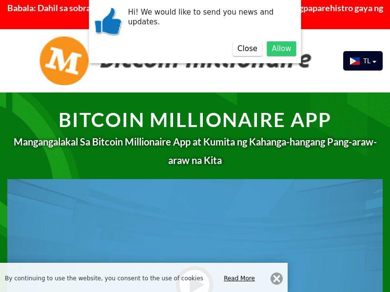 Bitcoin millionaire pro Malay 1809