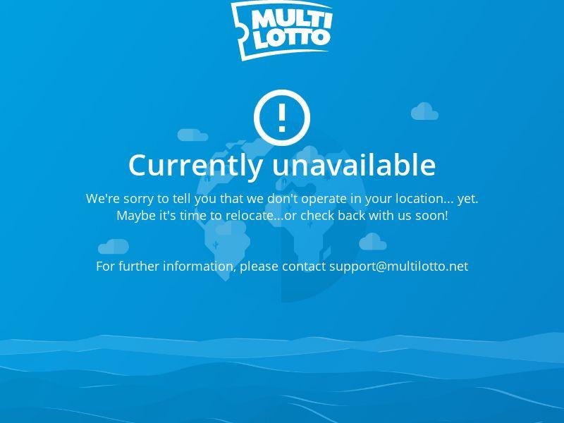 Multilotto - UK (GB), [CPA]