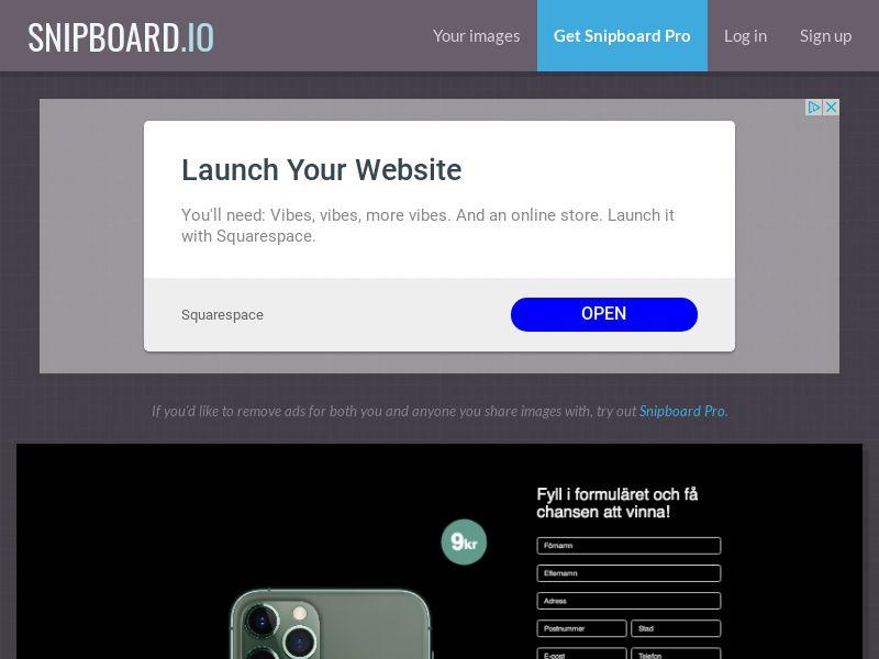 BigEntry - iPhone 11 Pro v1 SE - CC Submit