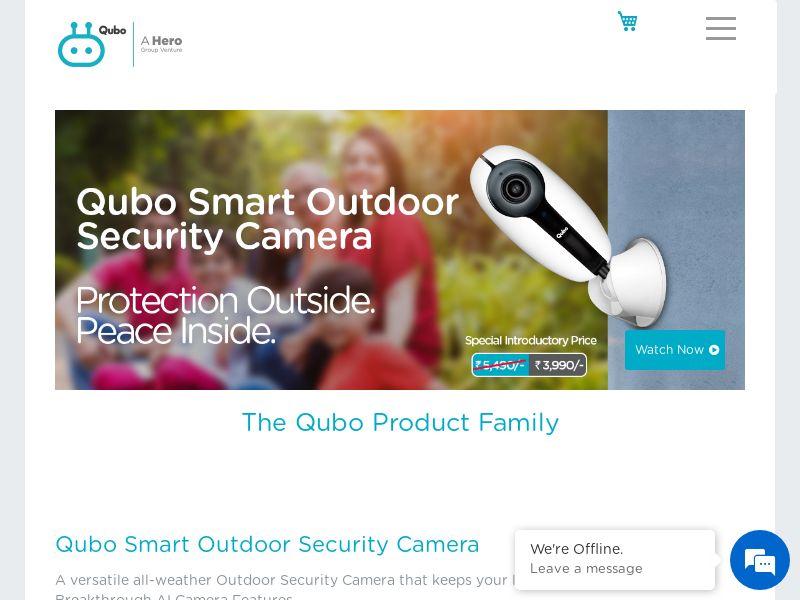 Quboworld.com CPS - India