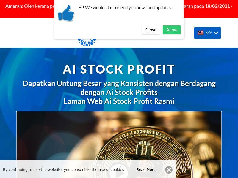 Ai Stock Profit - tier2 Malay 3173