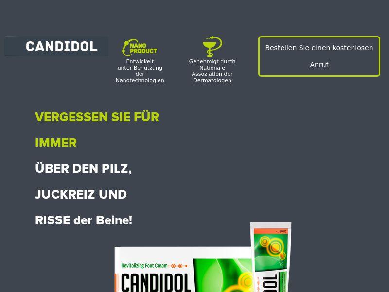 Candidol AT - antifungal solution