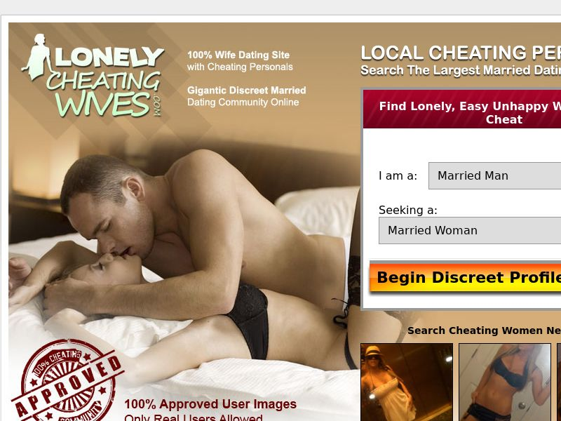 Dating - Lonely Cheating Wives - PPS TRIAL (AU,CA,US)