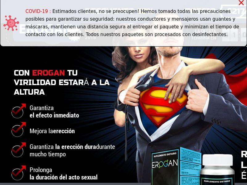 Erogan CO - potency treatment product