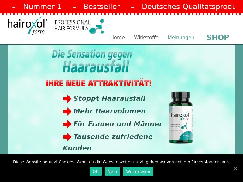 Hairoxol - DACH (AT,DE,CH), [CPA], Health and Beauty, Supplements, Sell, coronavirus, corona, virus, keto, diet, weight, fitness, face mask