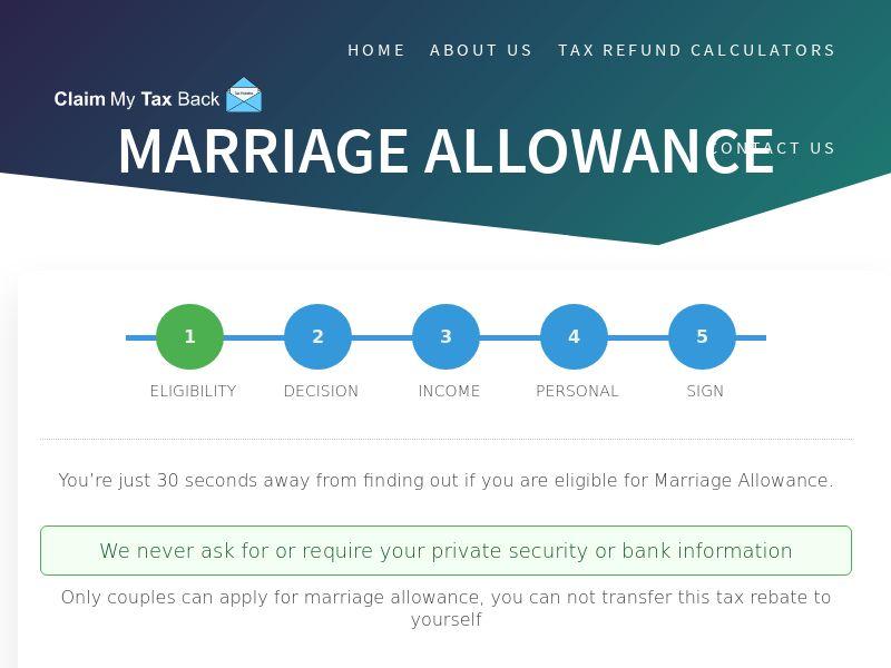 UK - Claim My Tax Back